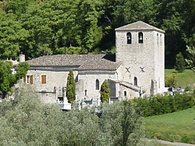 Eglise de Belvèze